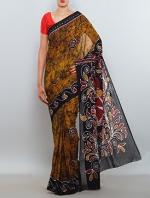Batik Tussar Silks_12
