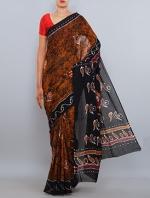 Batik Tussar Silks_19