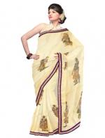 Online Kalamkari Tussar Silk Sarees_20