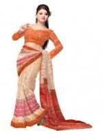 Online Printed Tussar Silk Sarees_5