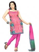Online Tussar Silk Salwar Kameez_10