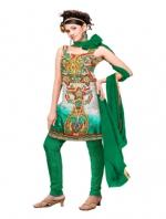 Online Tussar Silk Salwar Kameez_17