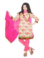 Online Tussar Silk Salwar Kameez_18