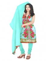 Online Tussar Silk Salwar Kameez_19