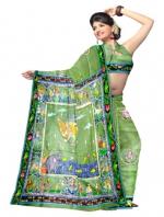 Online Tussar Silk Sarees_15