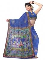 Online Tussar Silk Sarees_16