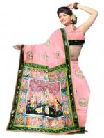 Online Tussar Silk Sarees_19