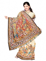 Online Tussar Silk Sarees_20