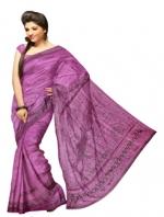 Online Warli Paint Tussar Silk sarees_16