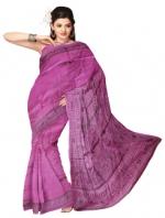 Online Warli Paint Tussar Silk sarees_17