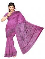 Online Warli Paint Tussar Silk sarees_18